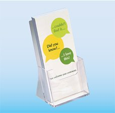 Leaflet Holders/Dispensers