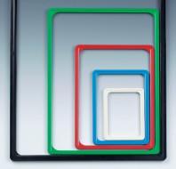 Show Card Frames