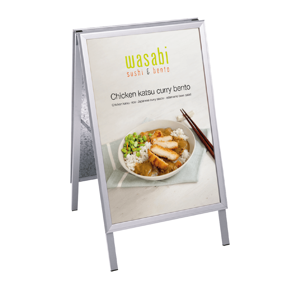 FAST REFUNDS Sandwich Board Sign Kit NEW for Income Tax white
