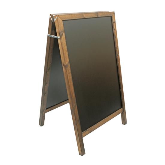 Wooden Chalk A Board