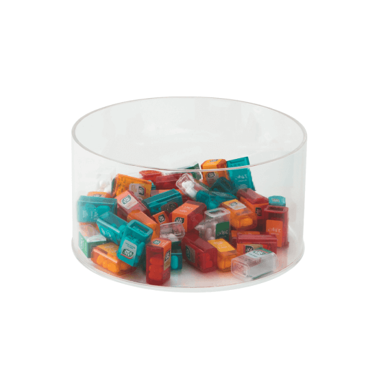 Acrylic Display Tub