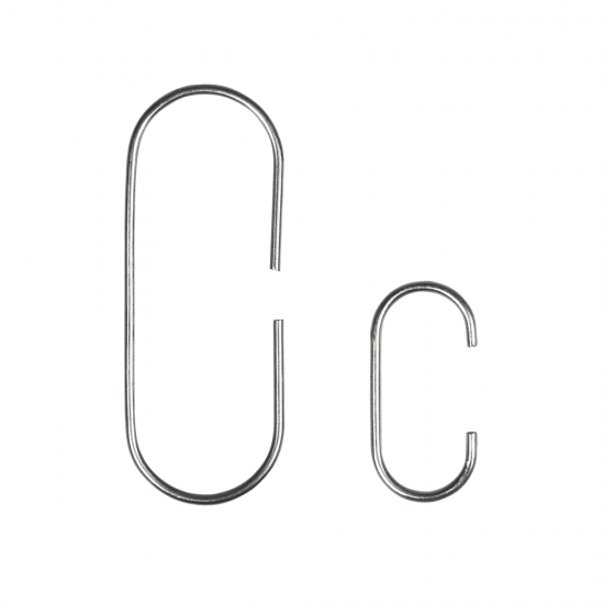 Wire C Joining Hooks x 100
