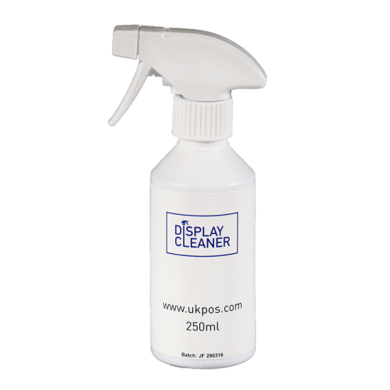 Anti Static Display Cleaner