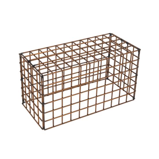Small copper Wire Riser Display