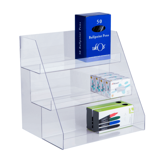 Countertop Acrylic Display Unit