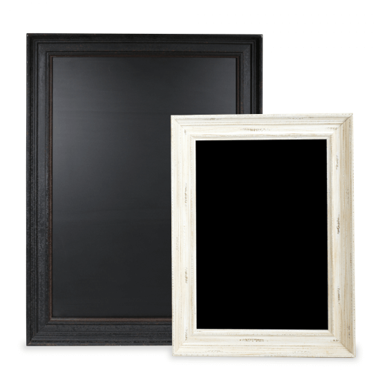 Large Framed Chalkboard