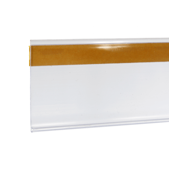 Short Data Strip for Flat Edge Shelf x 50