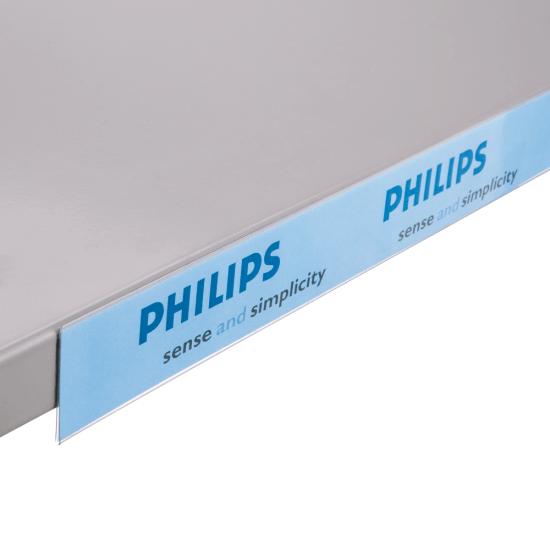Adhesive Shelf Ticket Strip