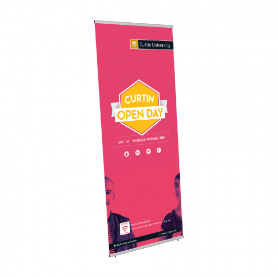 Quick Banner Stand Single Sided