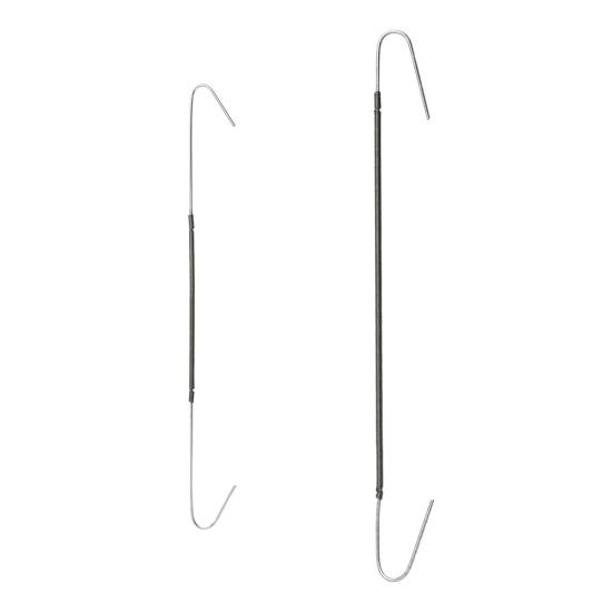 Extending Wire Hook x 100