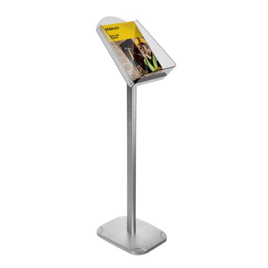 Freestanding A4 Catalogue Holder Dispenser