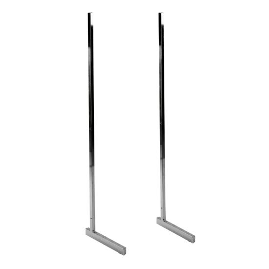 Heavy Duty Gridwall L Legs x 2 Single Sided