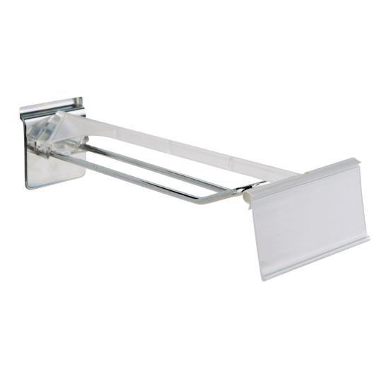 Hook Overarm (metal slatwall hook not included)