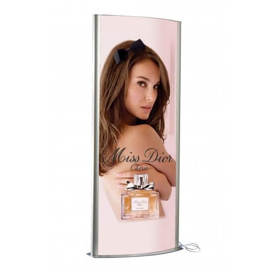 Freestanding LED Light Box