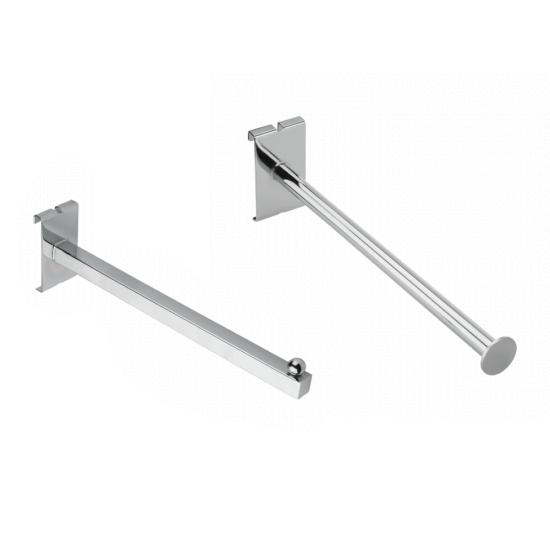 Gridwall Straight Arm Rails
