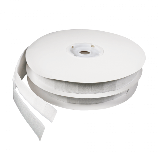 Hook and Loop Fastener Pads with Adhesive Backing
