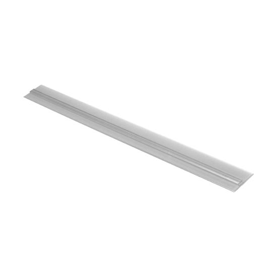Shelf Pusher T-rail adhesive