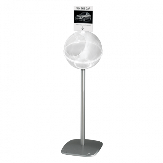 Free Standing Display Sphere