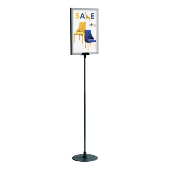 Aluminium Showcard Stand