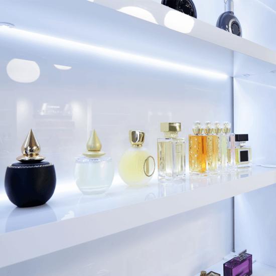 Self Adhesive LED Strip Kit for Under Shelf Lighting