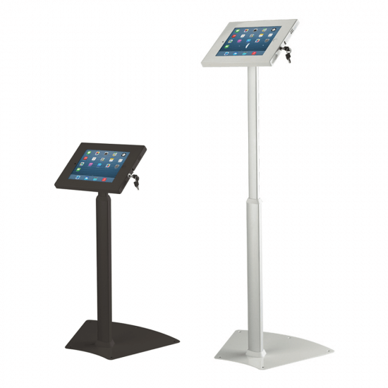 Adjustable Tablet Holder Floor Standing short and long