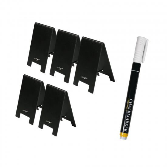 Mini Chalk A Boards x 5