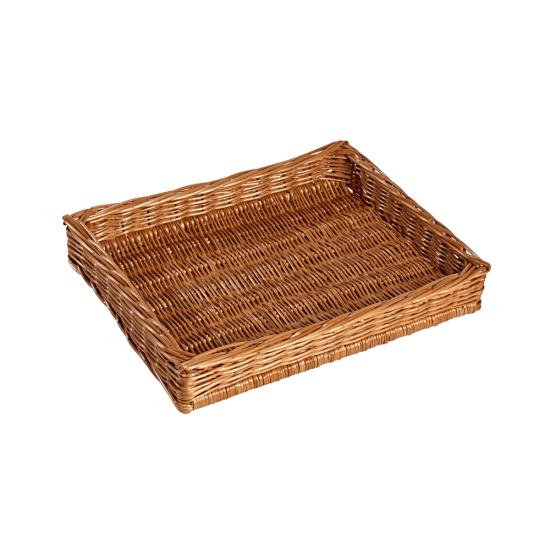 Wicker Display Basket 8 x 48 x 38cm