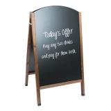 Reversible Chalkboard Sandwich Board