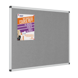 Framed Fire Resistant Notice Board