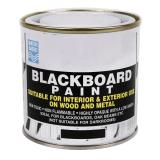 Blackboard Paint aka Chalkboard Paint, for use in homes and businesses