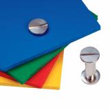 Metal Binding Screws x 100