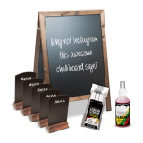 Chalkboard Bundle Display Kit