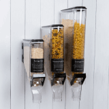 Gravity Food Dispensers Wall Mounted