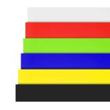 Data Strip Coloured Infill Roll strips