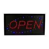 LED Open Sign, a great alternative to a neon open sign