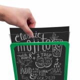 Chalkboard Inserts