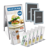 Essential POS Bundle with key POS display products