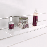 Small Slatwall Shelf with Lip