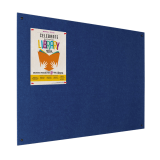 Frameless Fire Resistant Notice Board