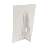 White Cardboard Struts