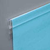 PVC Snap Shut Poster Gripper