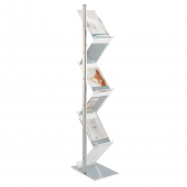 Magazine Brochure Display Stand