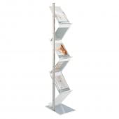 Magazine Brochure Display Stand