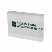 Branded Acrylic Display Block