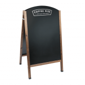 Reversible Chalk A Board