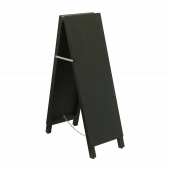 Plain version of this long thin chalkboard