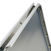 Silver A Board Frame