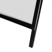 Black A Board legs