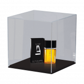 Acrylic display boxes are ideal for showcasing product, artwork or collectibles