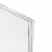 Premium Acrylic Poster Display Block